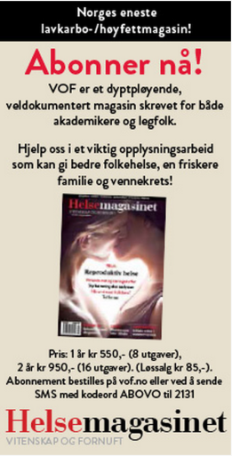 Abonner på Helsemagasinet